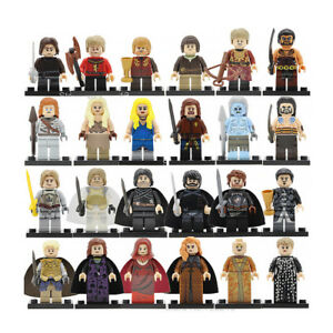 Game-of-thrones-inspired-standard-building-blocks-action-figures