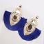 Fashion-Bohemian-Jewelry-Elegant-Tassels-Earrings-Long-Stud-Drop-Dangle-Women thumbnail 132