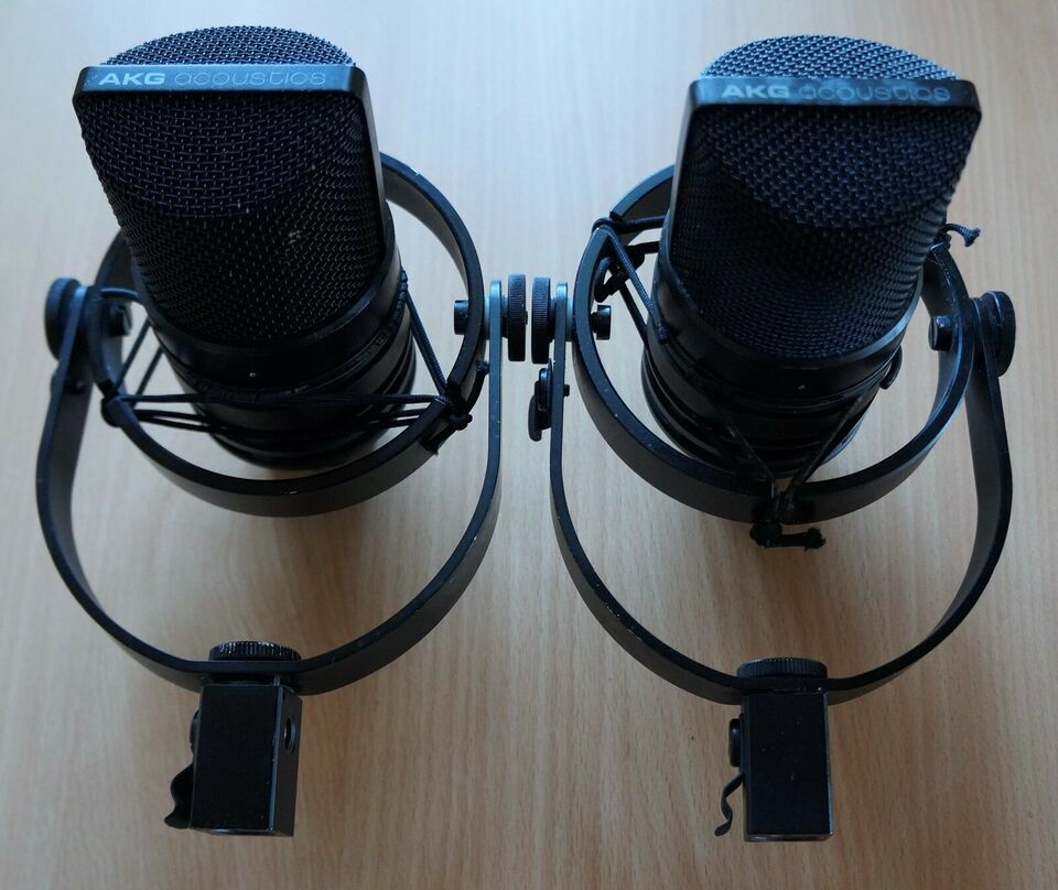 Shockmount/pop, Til AKG 414 H17A
