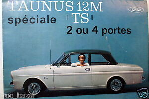 vintage-FORD-catalogue-TAUNUS-12-M-TS