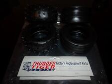VINTAGE THUNDER TIGER PD0227 pneus PANDA PICK UP RACER TRUCK 1/10