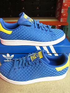 Ba8444 Hommes Stan Originaux Chaussures Adidas Smith Baskets qIvz4T
