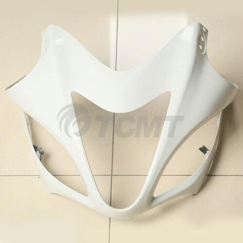 Unpainted White ABS Fairing Bodywork Set For 2008-2017 Suzuki Hayabusa GSX1300R
