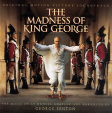 The Madness Of King George - Original Soundtrack [1994]   George Fenton   CD