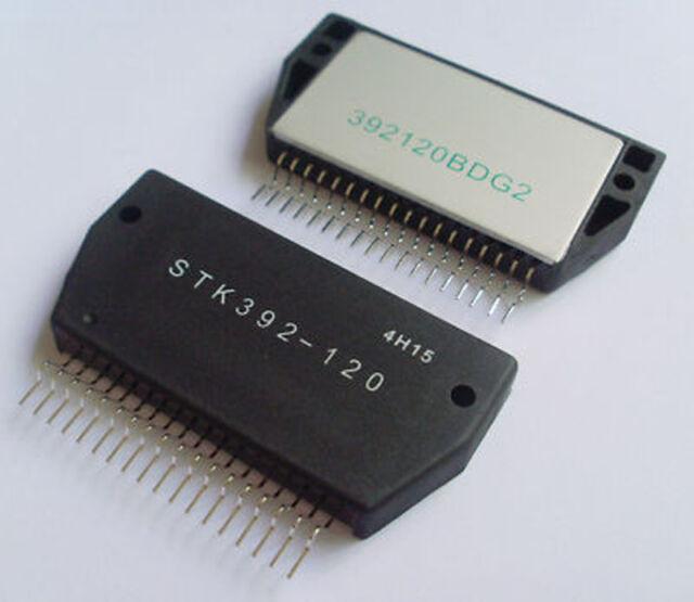 2 pcs  Sanyo STK392-120 STK 392 120 IC Chip