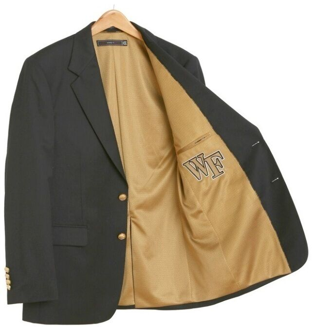 Blazer - College   Wake Forest - Demon Deacons   Wake Forest Blazer