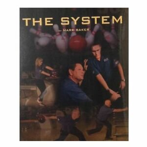 The-System-Bowling-Instructional-DVD-by-Mark-Baker-w-free-shipping-in-USA