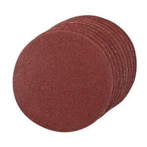 125mm-Sanding-Discs-5-034-Velcro-Back-Pads-for-Orbit-Sander-36-320-Grit