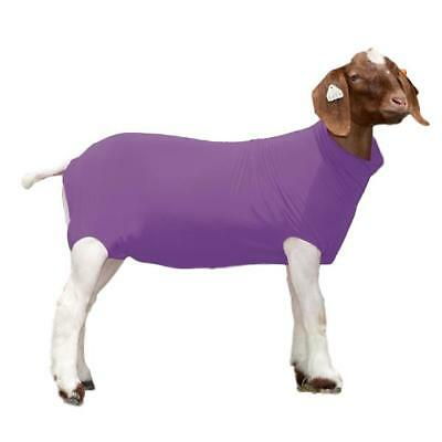Weaver Livestock Patterned Spandex Lamb Tube for Keeping Show Stock Clean