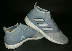 Adidas Ace Tango 17.1 TR Grey/White Size 9.5