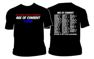 age of consent united states
