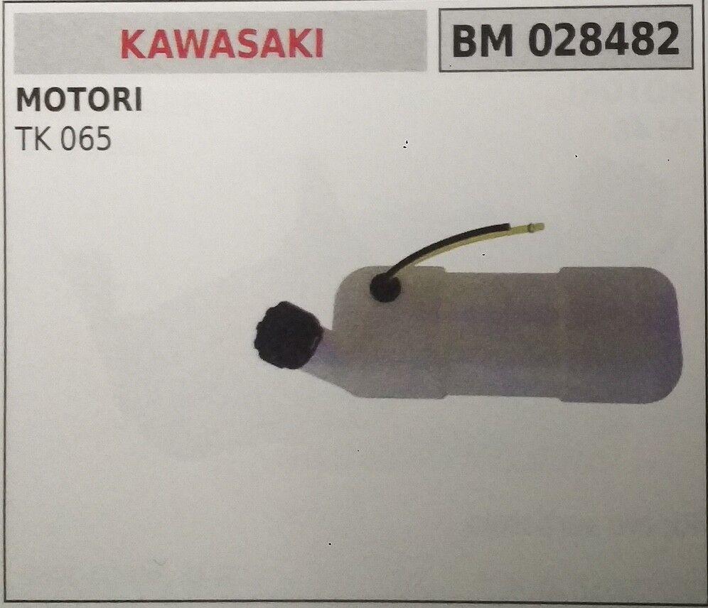 Tank Blend Motor Kawasaki TK 065