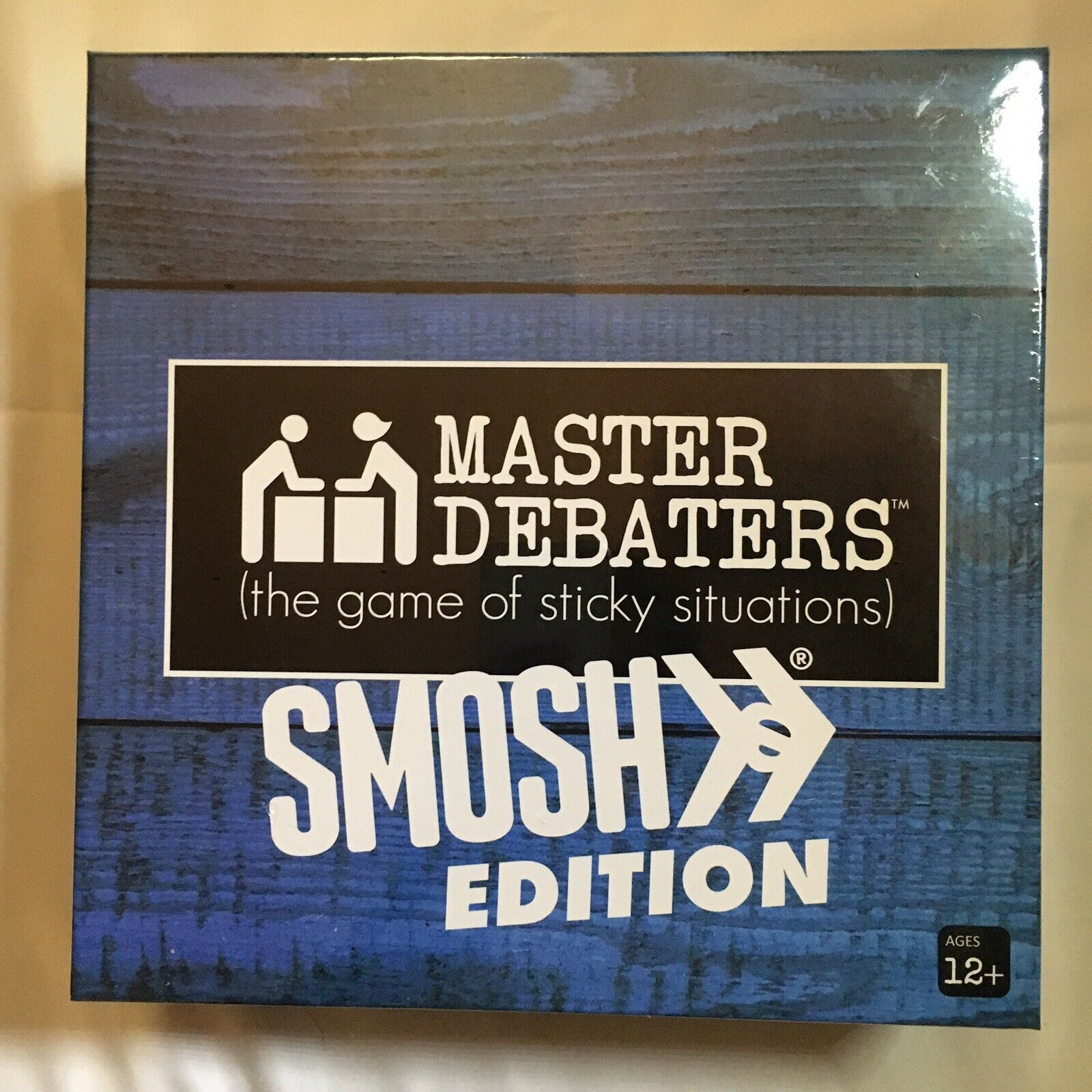 Brandable Master Debaters Board Game Smosh Edition