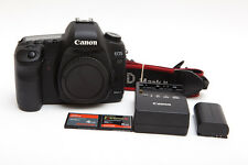 Canon EOS 5D Mark II 21.1MP Digital SLR Camera - Black (Body Only) + Memory *USA