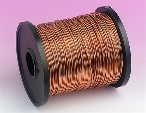 Enamelled Copper Wire 500g SWG36 0.193mm Coil Winding Transformers etc