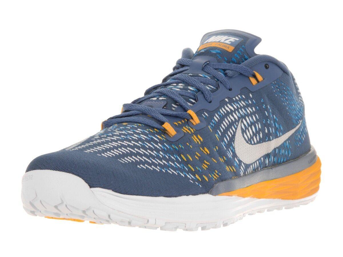 Nike LUNAR CALDRA Free Flywire Lunarlon 160 Ocean Gold Mens 8.5 Women's 10 NEW