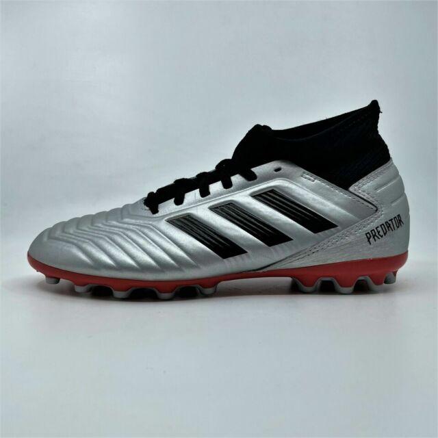 Adidas® Predator 19.3 AG Junior Football Boots ⚽ Size UK 4 4.5 5 5.5 Boys Girls