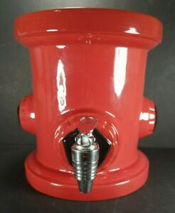 American-Atelier-Retro-Collection-Fire-Hydrant-Beverage-Dispenser-Water-Cooler