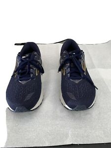 Brooks-Mens-Adrenaline-GTS-19Blue-Running-Shoes-Lace-Up-Size-10-2E