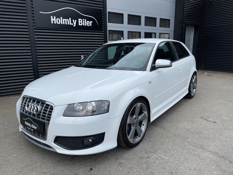 Audi S3 2,0 quattro 3d - 169.800 kr.