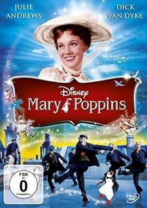 MARY-POPPINS-Julie-Andrews-Dick-Van-Dyke-NEU-OVP