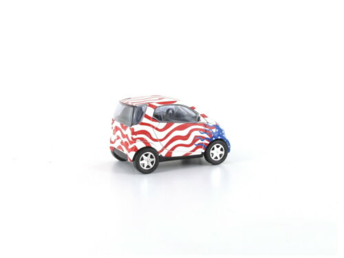 Busch 48983 H0 PKW Smart Fortwo Crazy Cars