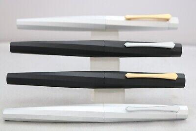 UK Seller PenBBS No 355 MKII Acrylic Fountain Pens 9 Finishes