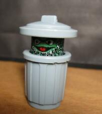Fisher Little People Sesame Street 938 Oscar The Grouch