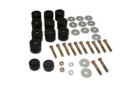 64 65 66 67 Chevelle El Camino Body Bushing Kit Complete with Hardware