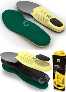 7b6e3db0f3 Image is loading SPENCO-POLYSORB-HEAVY-DUTY-Work-Boots-Shoes-Insoles-