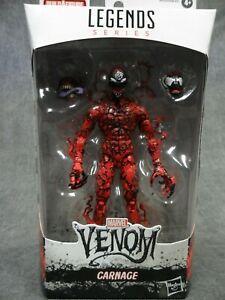 Marvel Legends NEW * Carnage * Venom BAF Venompool 6-Inch Action Figure