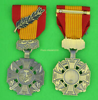 Vietnam Gallantry Cross With Palm - Anh-dung Boi-tinh - Full Size