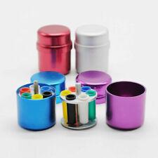 Dental Endodontic Organizer Container 6 Paper Gutta Percha Aluminum Holder Case