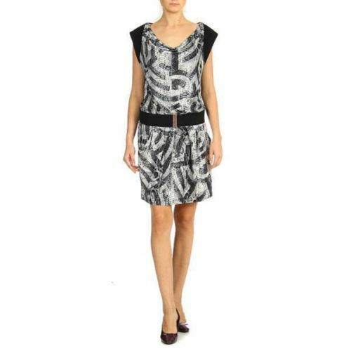 BCBG MAXAZRIA Multi-color Dress Women size M