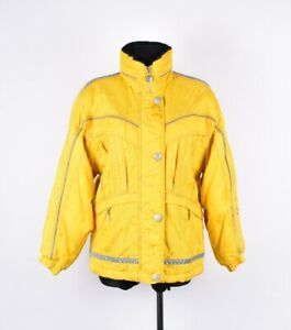 Descente-Capucha-Mujer-Abrigo-Chaqueta-Esqui-Talla-I-44