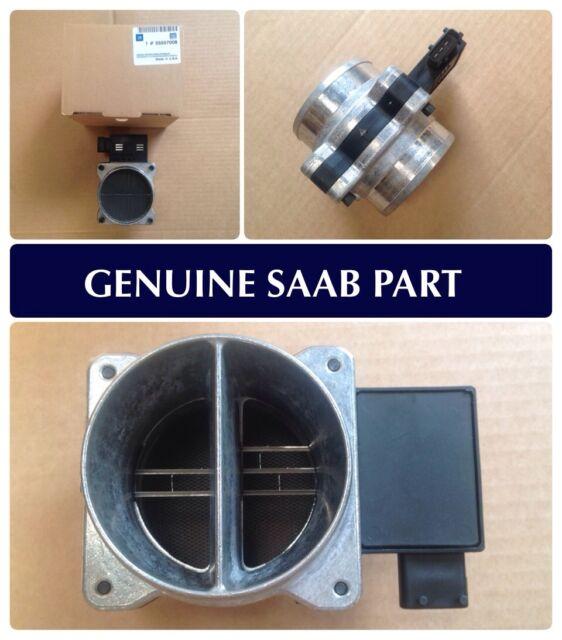 Genuine SAAB 9-3 9-5 1998-2010 Air Mass Meter Airflow meter 55557008