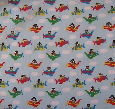 Polycotton Print Fabric Ladybird Pink 112cm wide patchwork bunting craft fabric