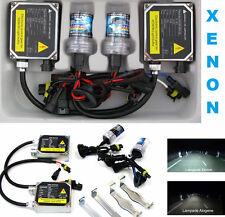 Kit luce XENON ultra bianco (6000K) omologato.  Xeno.H1,H3,H4,H7,H11. White