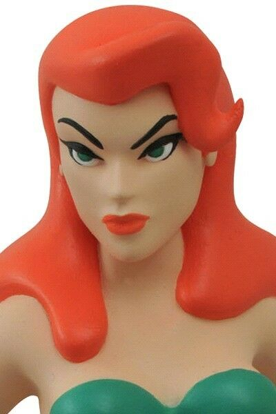 Diamond Select Toys DC Batman Animated Series Poison Ivy Bust New