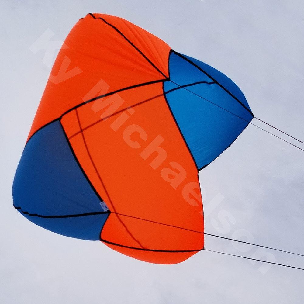 Raketman 9Ft, fallskärm med hög höjd höjd höjd