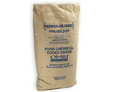 1 lb / 16 oz Perma-Guard Food Grade Diatomaceous Earth White CODEX DE Natural
