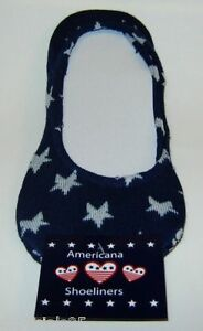 1-Pair-AMERICANA-Shoeliners-Shoe-Size-6-10-5US-New-Card