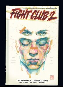 RARE-CHUCK-PALAHNIUK-FIGHT-CLUB-2-GRAPHIC-ILLUSTRATED-1st-EDITION-EX-COND