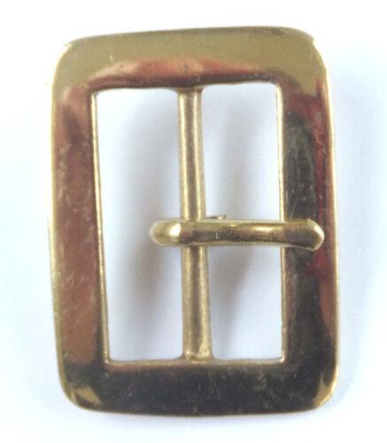 "1-1//4/"" 32 mm Ligero Sólido Latón Hebilla Leathercraft bargin bin"