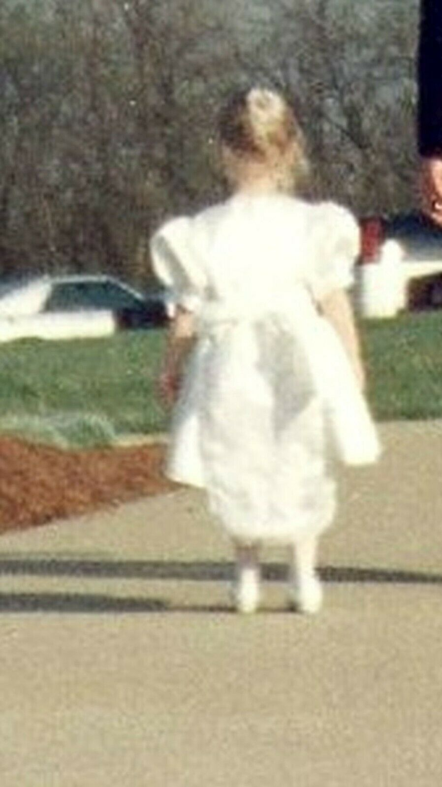 Mini Bride Dress, Child Wedding Dress, Handmade, … - image 3