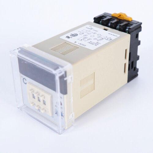 1PCS NEW  Omron Digital Set Temperature Controller /& Front Cover E5C4-R k9