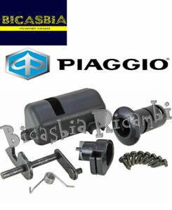 497457 KIT SERRURE DE SELLE-PIAGGIO VESPA LX 50-125-150