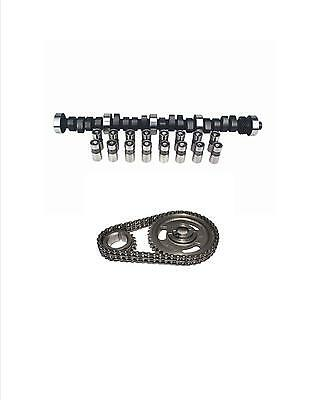 Enginetech Ford 351W Stage 1 Camshaft Kit w//Lifters Low End Torque Camshaft