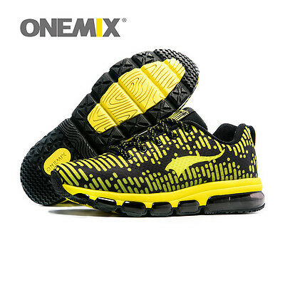 Onemix Men's Fashion Casual Sport Running Shoes Multi-Color Trainers Sneakers