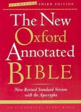The New Oxford Annotated Bible with the Apocrypha, Augmented Third Edition, Coll
